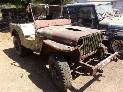 wwii jeep engine 1942 willys mb script original wwii military jeep calif