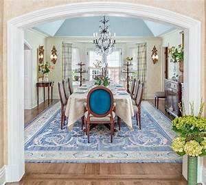 French Classic Home - Traditional - Living Room - New York
