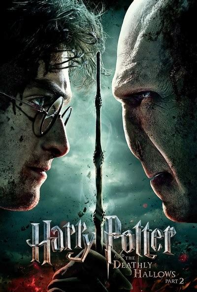 harry poter and the harry potter and the deathly hallows part 2 review 2011 roger ebert