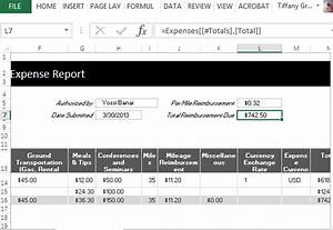 Excel Travel Expense Template Travel Expense Report Template For Excel