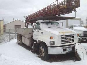 Gmc C6500  1998    Utility    Service Trucks