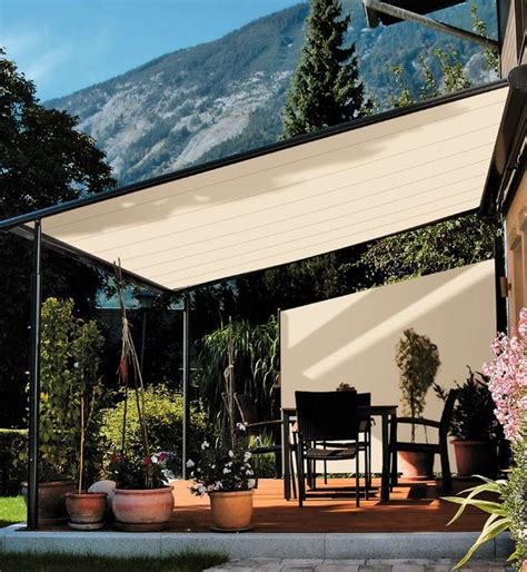 photo gallery  markilux pergola  retractable awning outdoor living spaces pinterest