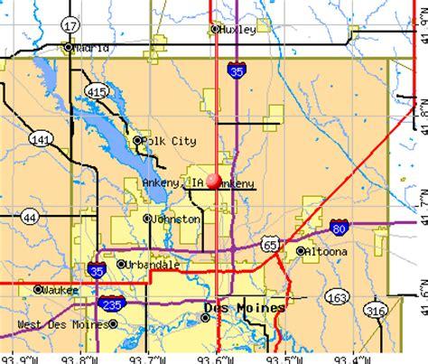 ankeny iowa ia profile population maps real estate