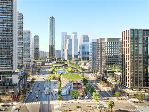 Oxford Properties Proposes 37-Tower District in Downtown ...
