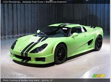 Adelaide Pearl Green 2010 Rossion Q1 BlackGray