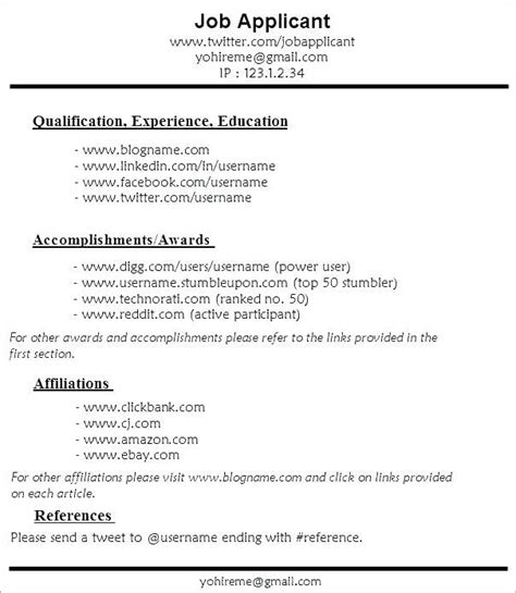 Hobbies On Resume by Resume Exles With Hobbies And Interests 20 Best