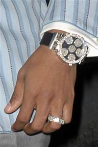 nick cannon in nick cannon arrives at mtv studios zimbio With nick cannon wedding ring replica