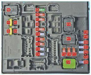 nissan juke   fuse box diagram auto genius