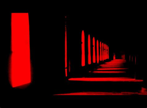 red aesthetic experimental photography  steemit