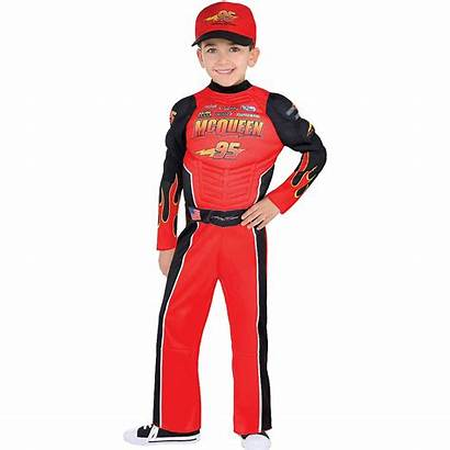Costume Mcqueen Lightning Cars Toddler Boys Party