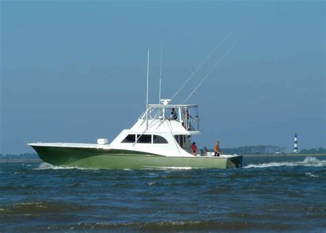 Outer Banks Head Boats by Doghouse