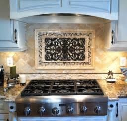 kitchen backsplash accent tile kitchen backsplash mosaic and metal accent mural contemporary tile ta by