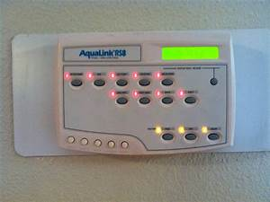 Aqualink Rs Pool Control Center Not Communicating With Main Box 6613  6614
