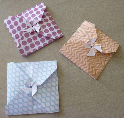 Enveloppe En Origami Les 25 Meilleures Id 233 Es De La Cat 233 Gorie Enveloppe Origamis Sur Enveloppe Diy Carte