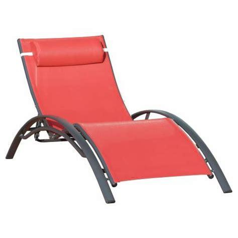 chaise longue design corail vente chaise longue design corail