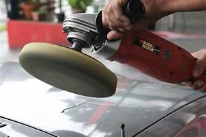 3 Ways To Buff A Car