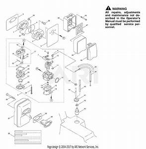 Poulan Blower Parts Diagram
