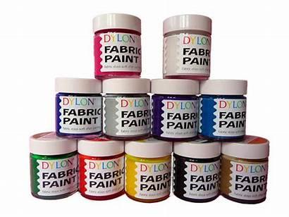 Fabric Paint Dylon Textile Colour Paints Clothes
