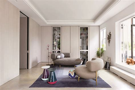 5 Contrasting Small Apartment Designs by New York Apartment By Utopus