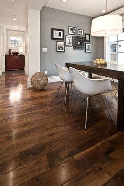 walnut floors white trim grey walls renos grey walls grey and floors