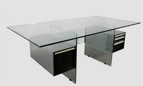 grand bureau bois xavier marbot grand bureau 1970 modele quot esteral quot acier