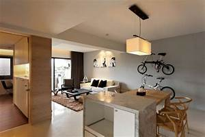 Moderne, minimalistische Deko Ideen - gemütliches Interieur