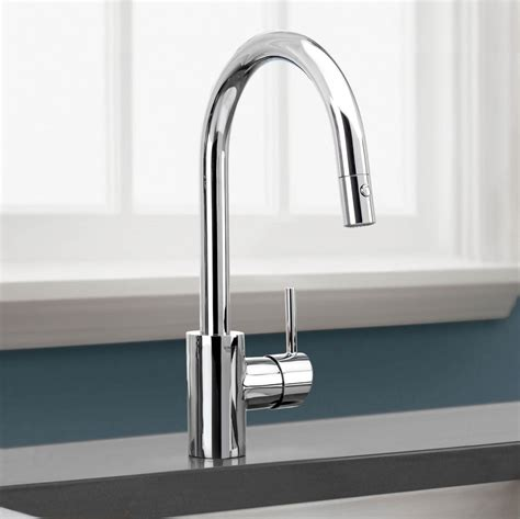 Concetto Kitchen Faucet by Kitchen Faucet Grohe Concetto Stainless Steel Kitchen