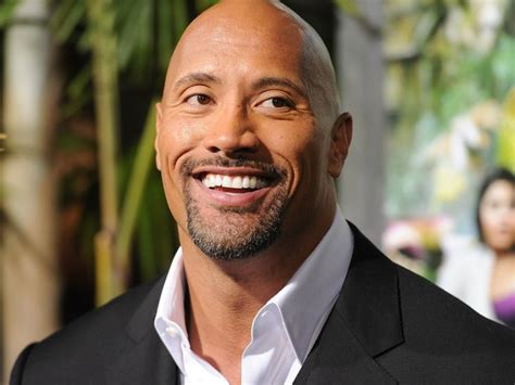 dwayne johnson explains   briefly stopped