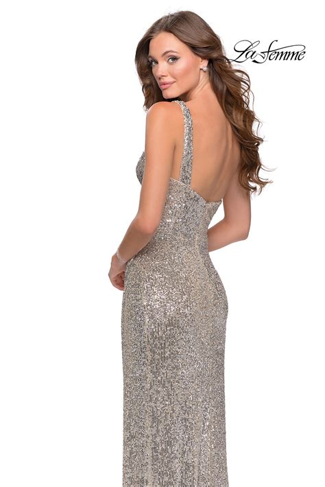 La Femme prom dresses 2021 - prom dresses Style #28401 ...