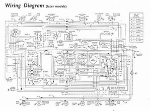Mk2 Escort Wiring Loom Diagram