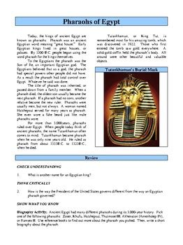 ancient egypt activities  worksheets  brilliance