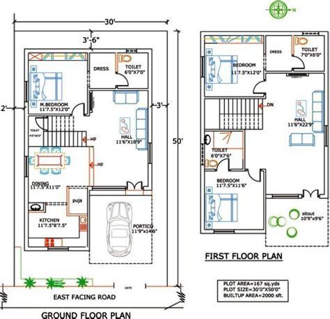 duplex house plans  sq ft archivoswebcom indian house plans bhk house plan