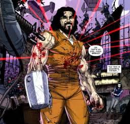 DC Comics Vandal Savage