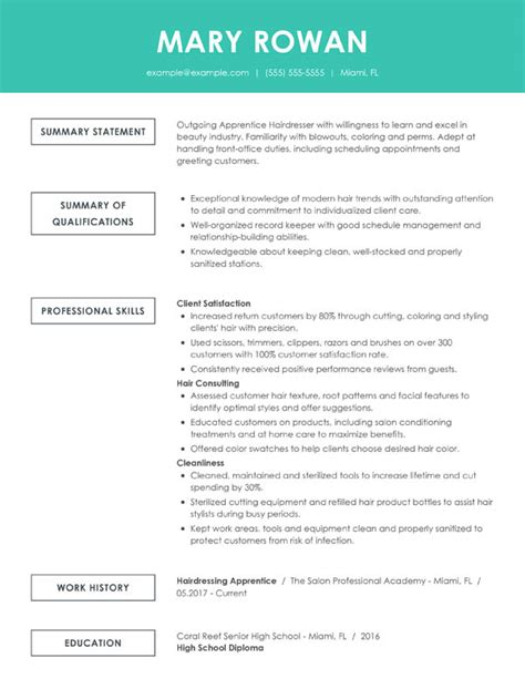 To Do My Resume Free by Free Resume Sles From Myperfectresume