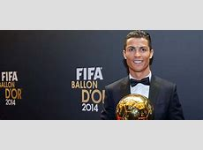 Cristiano Ronaldo, Ballon d'Or 2014 Real Madrid CF