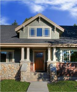Ranch Style Homes Craftsman Craftsman Style Bungalow