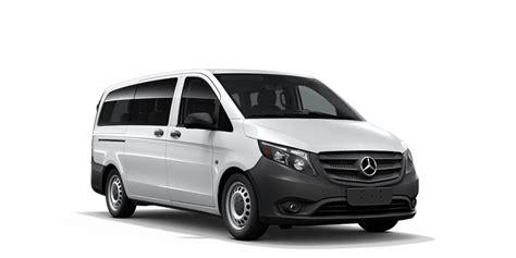 mercedes minivan metris passenger van features mercedes benz vans