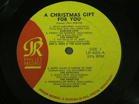 A Christmas Gift For You From Phil Spector Phil Spector