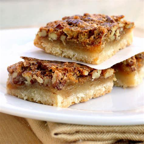 Pumpkin Praline Pie Recipe by Pecan Pie Bars I Recipe Dishmaps
