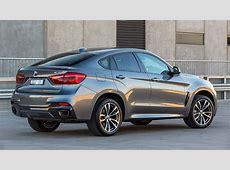 Comparison BMW X5 xDrive50i 2016 vs BMW X6 xDrive50i