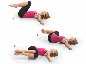 24 fat burning ab exercises no crunches With floor wipers exercise