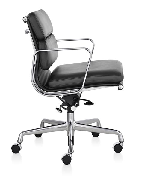 herman miller eames 174 soft pad chair management chair