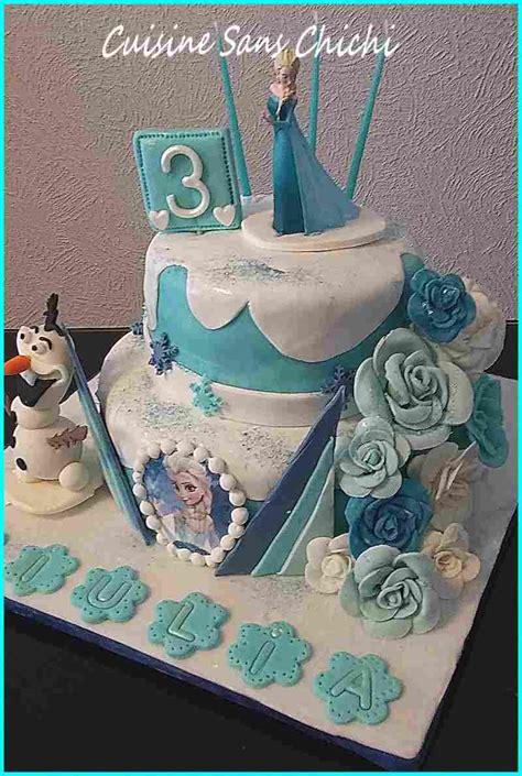 meilleurs blogs de cuisine recette gâteau reine des neiges