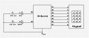 Arduino Based Keypad Security Code Lock