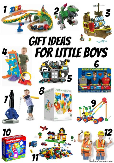 christmas gift ideas for little boys ages 3 6 the how