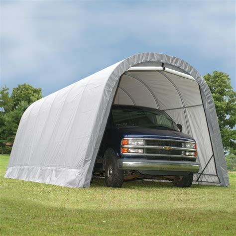 Used Carports Costco 781893 Storage Tent With Floor Home