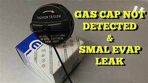 Gas Cap Check Engine Light And Small Evap Leak Fix