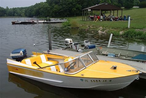 Old Aluminum Boat For Sale by Vintage Aluminum Boats With Fins Bing Images