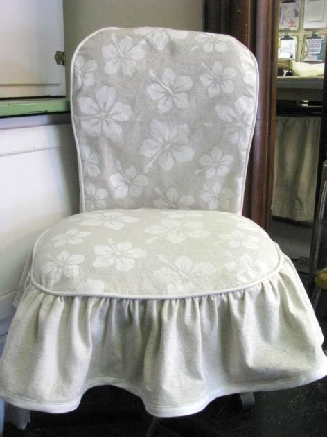 Parsons Chair Slipcovers Diy by Diy Office Chair Slipcover Patterns Parsons Chair Covers