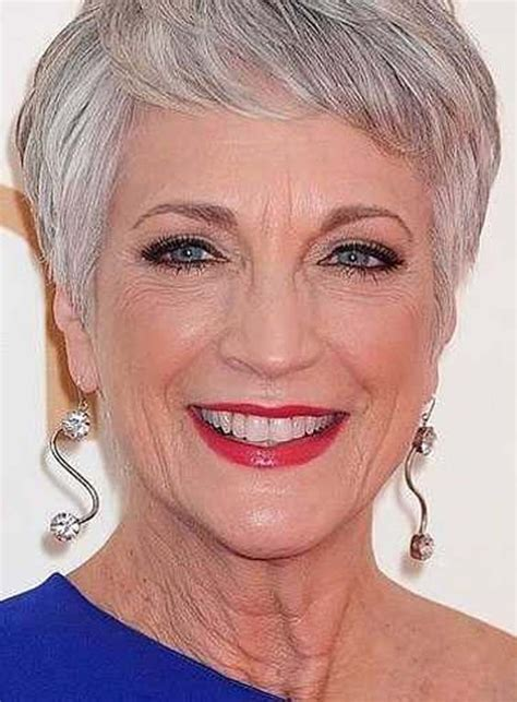 Gorgeous 2018 Hairstyles for Women Over 60 Hairstylesco